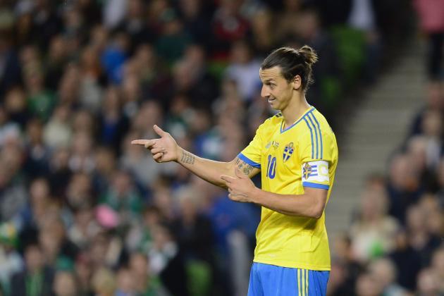 Analysing Zlatan Ibrahimovic's Performance vs. Bayer Leverkusen