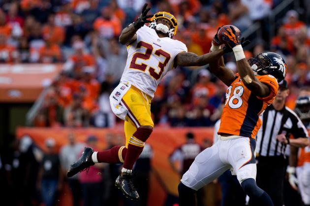 DeAngelo Hall to Sign 4-Year Deal with Redskins