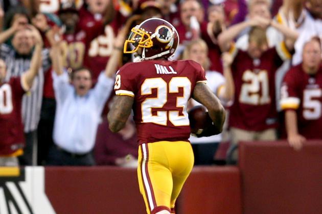 Report: Hall's Deal Worth Nearly $5M Per Season