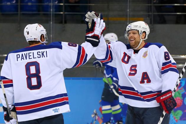 US Olympic Hockey Team 2014: Medal Predictions for Men's and Women's Squads