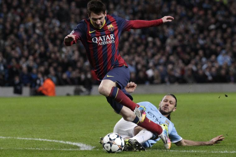 Manchester City vs. Barcelona Score, Grades and Post-Match Reaction