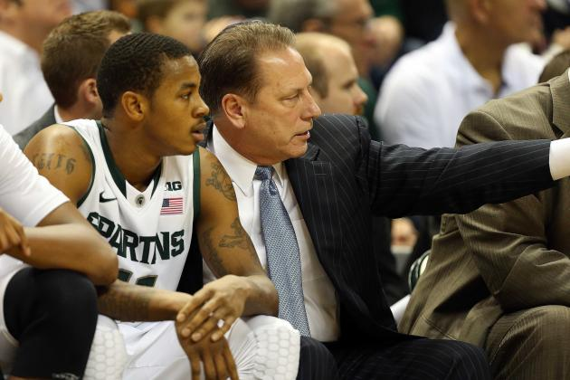 Michigan State Basketball: How Worrisome Is Keith Appling's Lingering Injury?