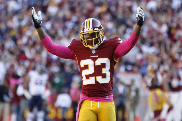 New DeAngelo Hall Contract a No-Brainer for Washington Redskins