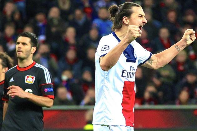 Bayer Leverkusen vs. Paris Saint-Germain Score, Grades and Post-Match Reaction