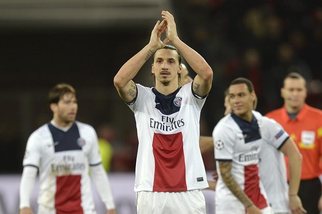Champions League Results 2014: Takeaways from 1st Day of Round of 16