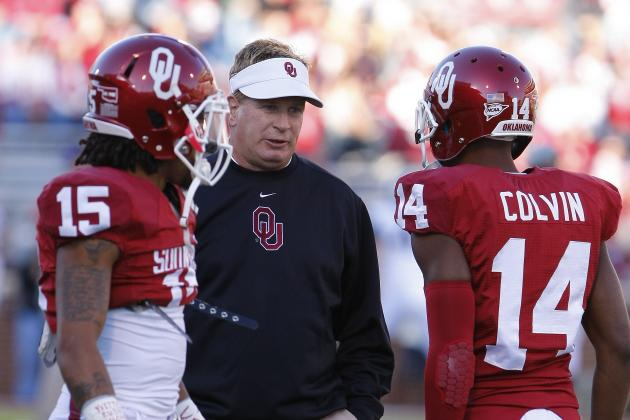 Oklahoma Football: How a Strong 2014 Season Could Lead to HC Job for Mike Stoops
