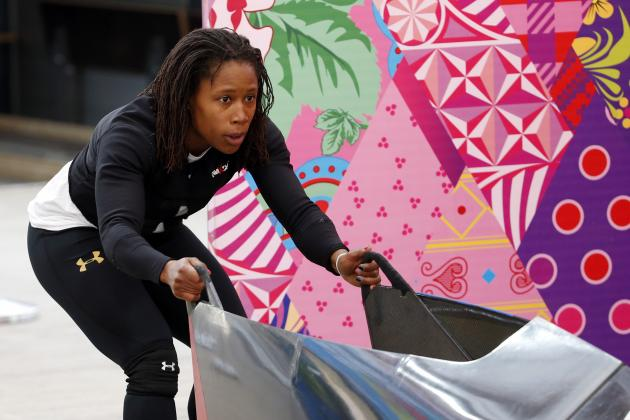 Lauryn Williams' Possible Historic Olympic Run Demands Your Attention