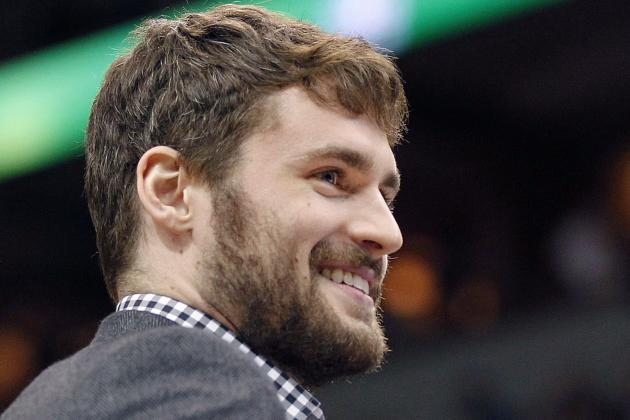 Lakers Trade Rumors: Latest Rumblings on Kevin Love, Pau Gasol and More