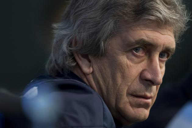 Manuel Pellegrini Sorry for Referee Attack After Manchester City vs. Barcelona