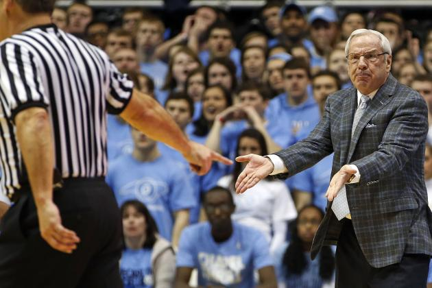North Carolina's Roy Williams Earns 300th Win with Tar Heels