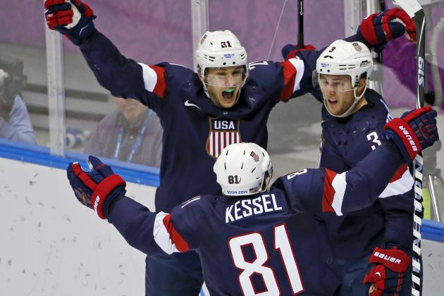 USA vs. Czech Republic: Full Preview for Olympics Hockey 2014 Quarterfinal