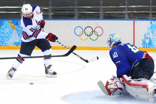 Mens Olympic Hockey Schedule 2014: Viewing Guide for Quarterfinals