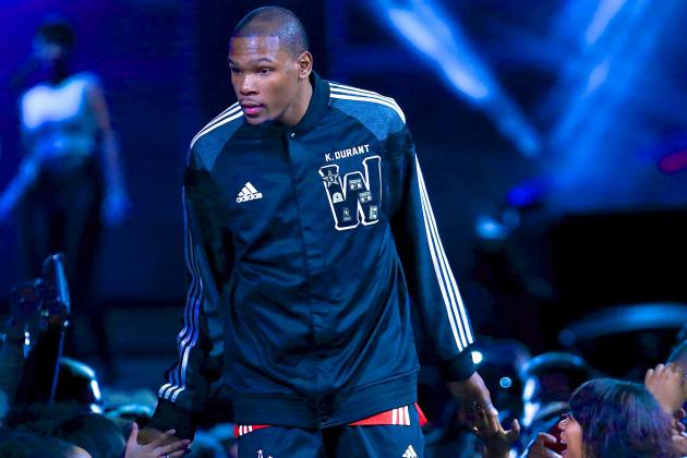 Kevin Durant Thinks He's NBA's Top Star, Names His Favorite Players Ever