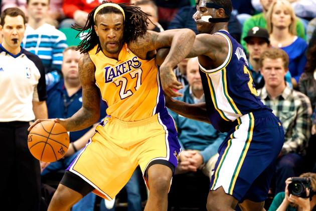 Jordan Hill Trade Is No-Brainer for Rebuilding Los Angeles Lakers