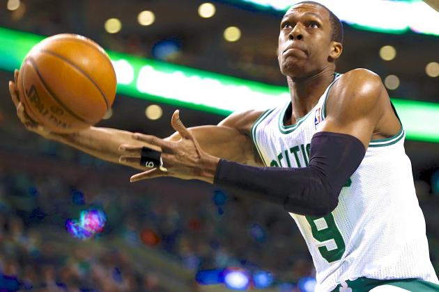 Celtics Asking Price for Rajon Rondo Trade Proves Boston Not Serious About Deal