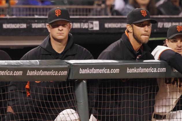 San Francisco Giants' Rotation Could Feature MLB's Best 1-2 Punch