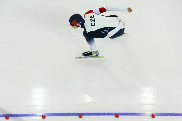 Winter Olympics Speedskating 2014: Schedule, TV and Live Stream Info for Day 12