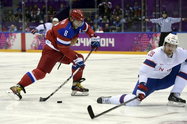 5 Takeaways from Alex Ovechkin's Performance Against Norway