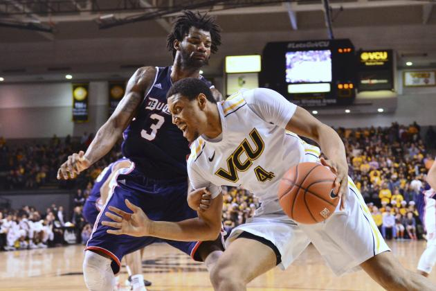 VCU's Terrance Shannon Leaves Team