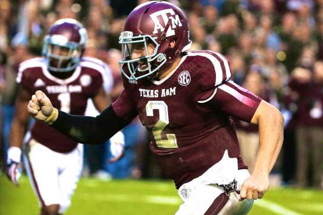 Johnny Manziel's Actions and Words Indicate That He's a Leader