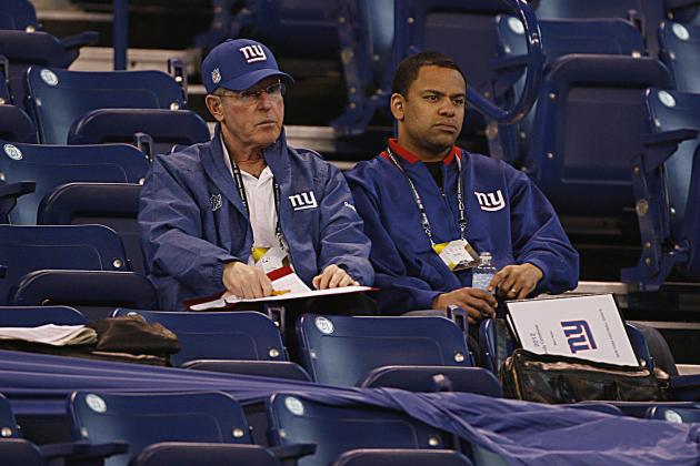 New York Giants' Guide to the 2014 NFL Scouting Combine