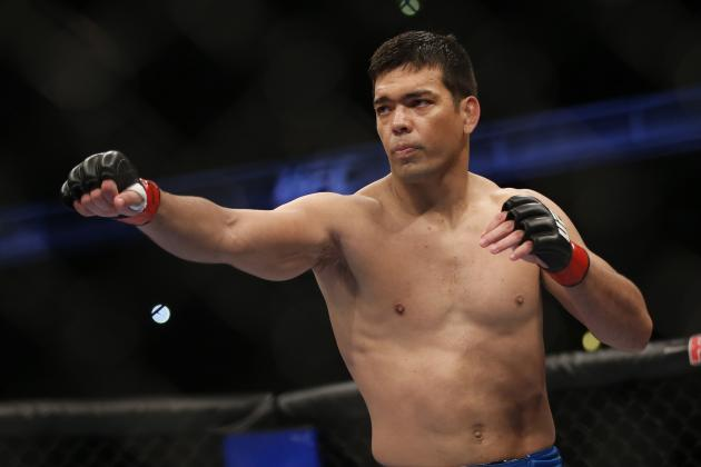 UFC Fight Night 36 Medical Suspensions: Lyoto Machida out 180 Days
