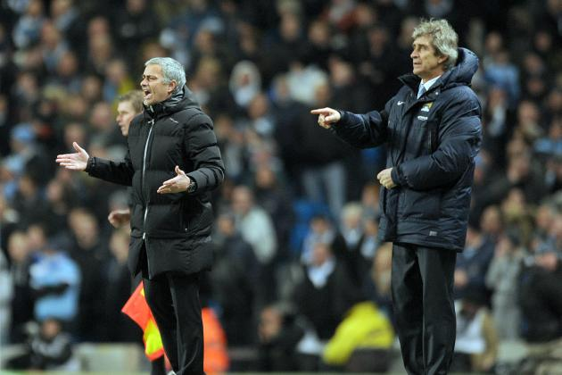Jose Mourinho vs. Manuel Pellegrini: History of the Rivalry