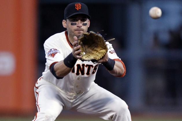 Giants' Marco Scutaro Will Skip Drills to Deal with 'Annoying' Back