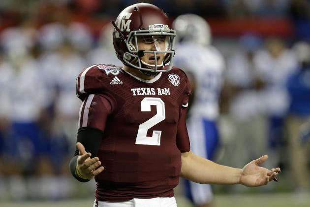 Johnny Manziel Remains the 2014 NFL Draft's Biggest Wild Card
