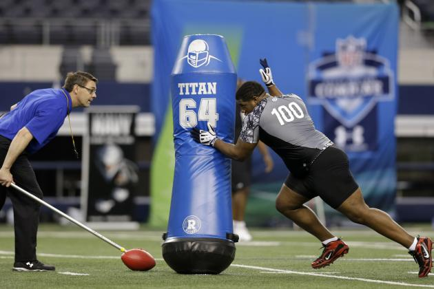 NFL Combine Schedule 2014: When and Where to Catch Every Position Group