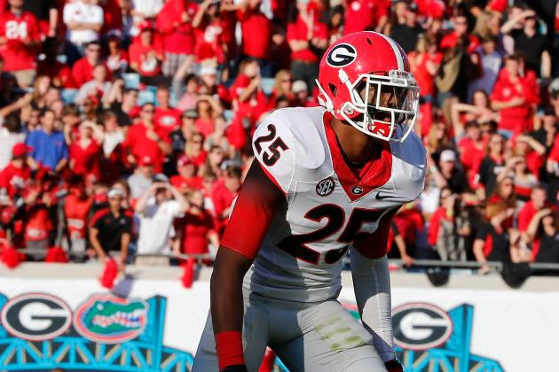Georgia Football: Who Will Replace Josh Harvey-Clemons in the Starting Lineup?