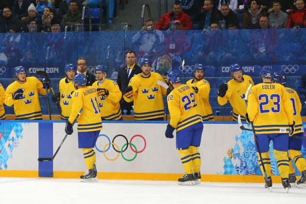 Sweden vs. Slovenia Olympic Ice Hockey: Live Score and Analysis