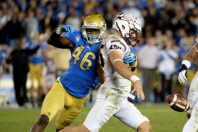 UCLA Football: Who Will Replace Anthony Barr in the Starting Lineup in 2014?