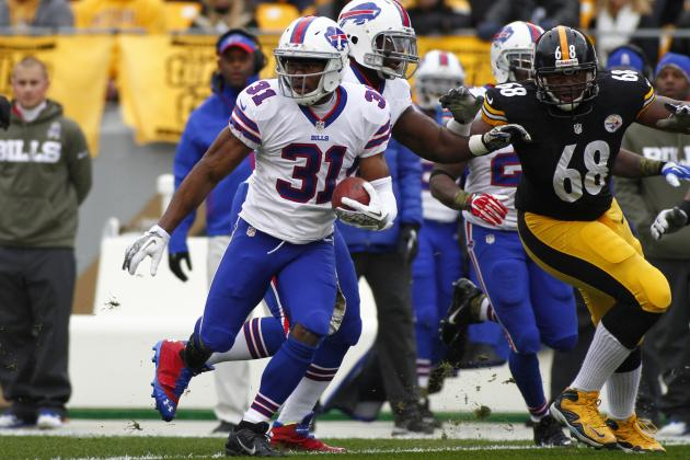 Why the Buffalo Bills Must Use Their Franchise Tag on Jairus Byrd