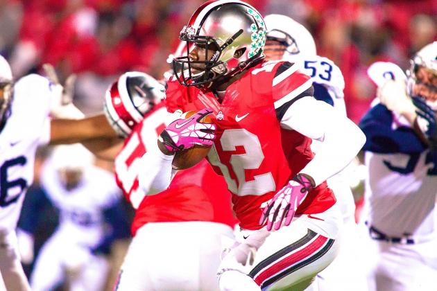 Ohio State Football: Finding Solid No. 2 QB Is Buckeyes' Toughest Spring Task