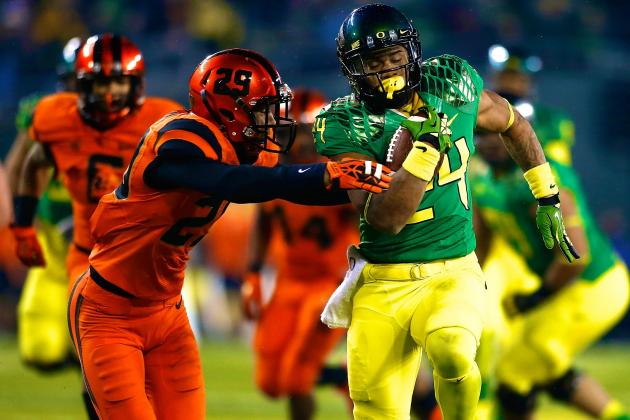 Pac-12 Football: Will RB Renaissance Fade in 2014?