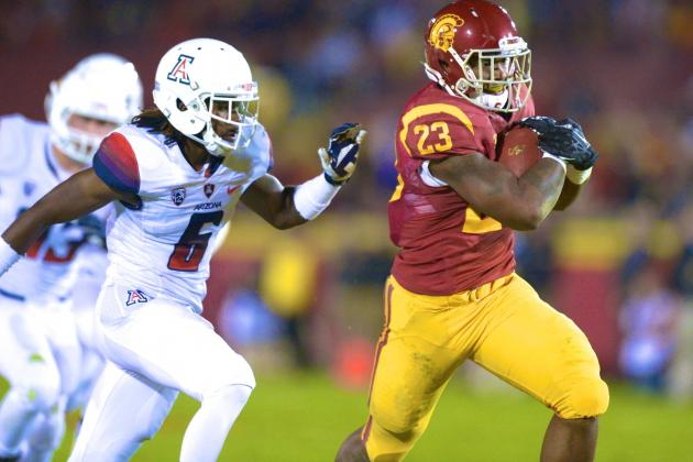 USC Football: Why RB, Not QB Is the Most Intriguing Competition This Spring