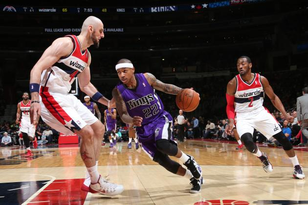 Isaiah Thomas Injury: Updates on Kings Guard's Wrist and Return