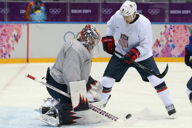 Will Jimmy Howard's Uneventful Trip to Sochi Be Good or Bad for the Red Wings?