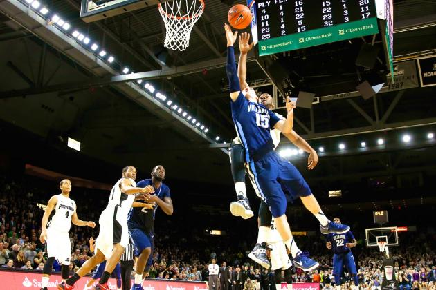 Villanova vs. Providence: Score, Recap and Analysis as Wildcats Escape Upset