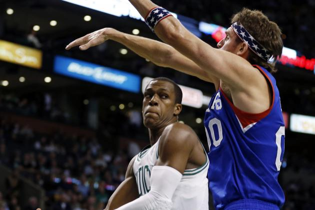 NBA Trade Rumors: Latest on L.A. Clippers, Rajon Rondo and Pau Gasol