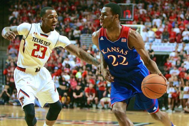 Kansas vs. Texas Tech: Score, Recap and Analysis as Jayhawks Escape Upset