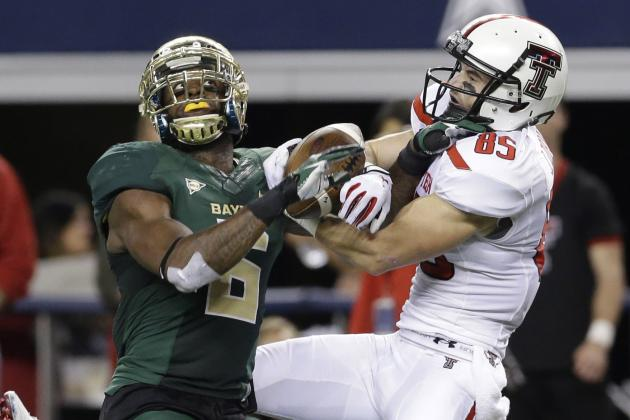 Ahmad Dixon NFL Draft 2014: Highlights, Scouting Report for Dallas Cowboys S