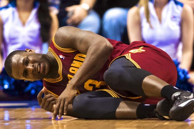 Dion Waiters Injury: Updates on Cavaliers Guard's Knee and Return
