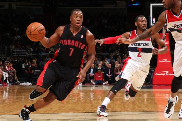 Lowry Scores 24 as Raptors Beat Wizards 103-93