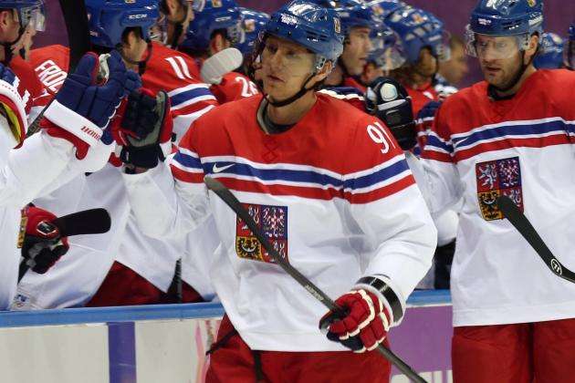 Will Olympics Spark a 2nd-Half Surge for Washington Capitals' Martin Erat?