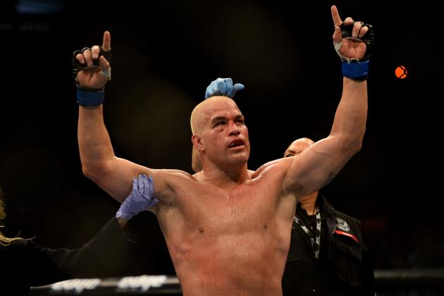 Tito Ortiz, Ken Shamrock Go off Regarding UFC Fighter Pay