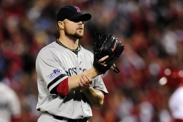 'Old' Jon Lester Embraces Role of Boston Mentor