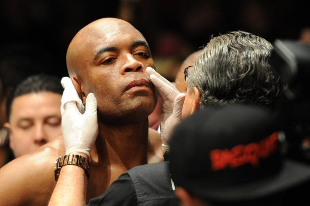 Anderson Silva: Is He More Motivated After the Injury?