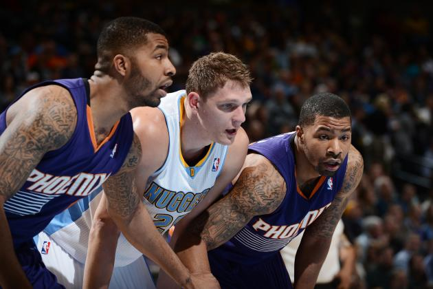 Nuggets Lose in Overtime at Home to Phoenix Suns